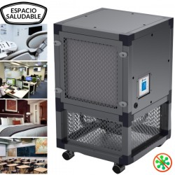 PURIF. AIRE PROFESIONAL COVID-19 HASTA 90 m2